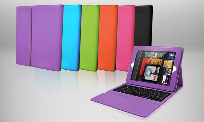 Vibe iPad Bluetooth Keyboard Folio: $20.99 for Vibe iPad Bluetooth Keyboard Folio ($49.99 List Price). Multiple Colors Available. Free Shipping and Returns.