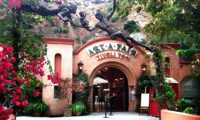 Art-A-Fair - Laguna Beach, CA: Art-A-Fair Art Festival Season Passes for Two or Four in Laguna Beach (Up to 53% Off)