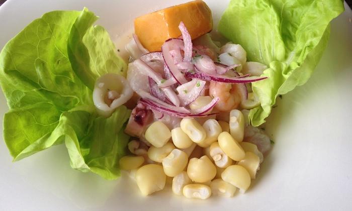 La Cuisine - Naples: Peruvian Cuisine at La Cuisine (Up to 45% Off). Two Options Available.