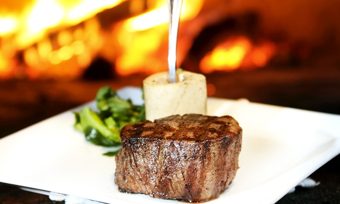 Umbria Prime - Downtown: $89 for a Four-Course Prix-Fixe Dinner for Two at Umbria Prime ($150 Value)