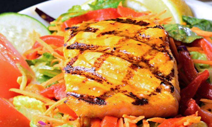 4th Floor Grille & Sports Bar - South Scottsdale: $16 for $30 Worth of American Cuisine at 4th Floor Grille & Sports Bar
