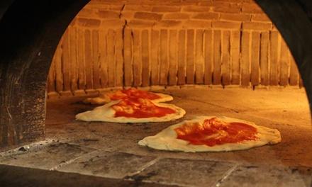 ⏰ Menu pizza alla carta con birra a 18,90€euro