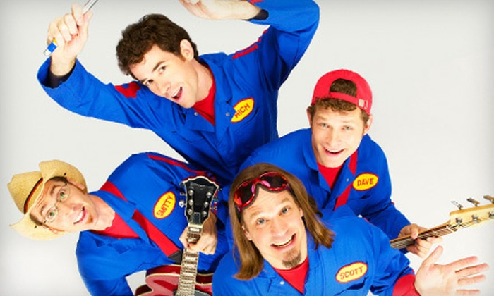 Disney's Imagination Movers - Aronoff Center for the Arts: Disney's Imagination Movers Concert at Aronoff Center for the Arts on April 19 (Up to 52% Off). Four Options Available.