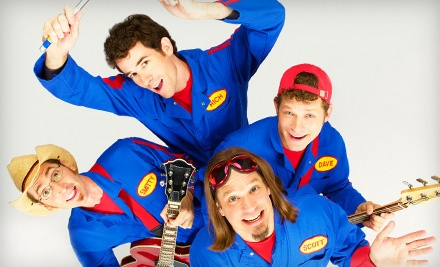 Disney's Imagination Movers on Thur., April 19 at 4PM: Loge-Rear or Balcony-Front Seating - Disney's Imagination Movers in Cincinnati