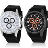 Calibre Mauler Men's Chronograph Watches