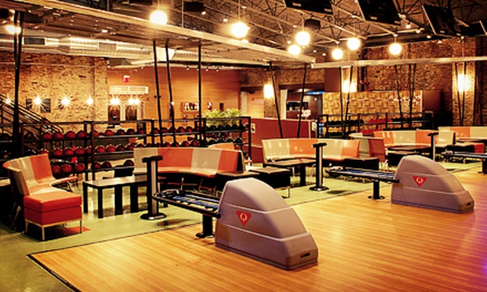 North Bowl Lounge n Lanes - Northern Liberties -  Fishtown: Bowling, Shoes, and Food for Two, Four, or Six at North Bowl Lounge n Lanes (Up to 51% Off)