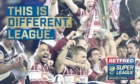Betfred Super League Grand Final 2017: One Category Six Adult Ticket, 7 October at Old Trafford (Up to 40% Off)
