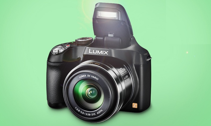 Panasonic Lumix 16.1MP Digital Camera with 60x Zoom (DMC-FZ70K): Panasonic Lumix 16.1MP Digital Camera with 60x Zoom (DMC-FZ70K)