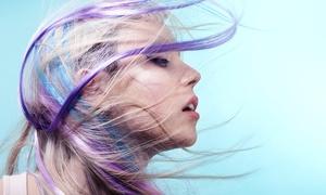 La Griffe Hair: Hair styling con taglio, piega e trattamenti a scelta come mèche dai colori forti