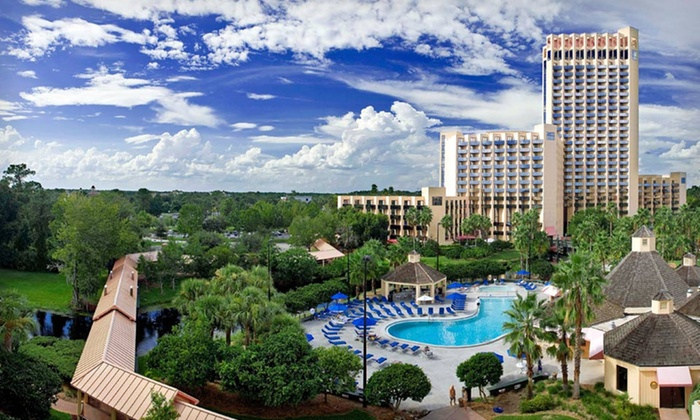 null - Orlando: Stay at The Buena Vista Palace Hotel & Spa in Lake Buena Vista, FL