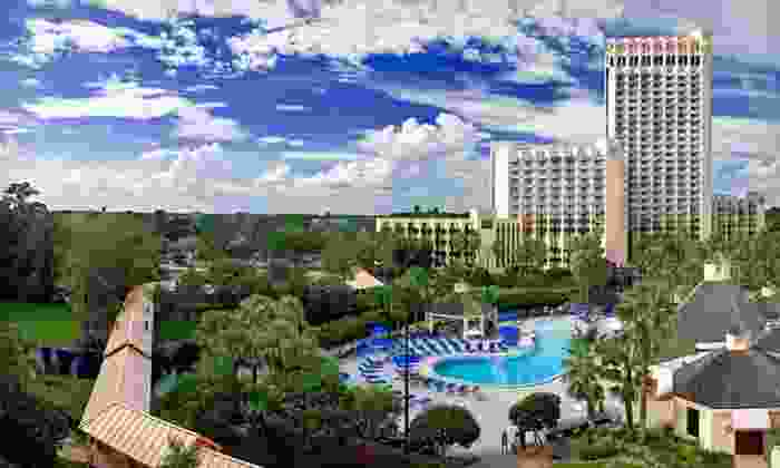 null - Gainesville: Stay at The Buena Vista Palace Hotel & Spa in Lake Buena Vista, FL