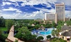 Hilton Buena Vista Palace - Greater Orlando, FL: Stay at The Buena Vista Palace Hotel & Spa in Lake Buena Vista, FL