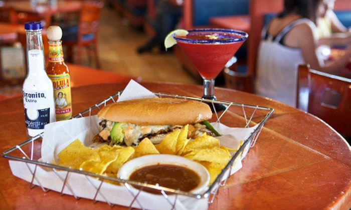Sergio's Cantina - Geneva: $15 Worth of Mexican Cuisine