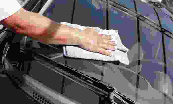 Millbrae Carwash - Millbrae: Carnauba Hand Wax or Five Premium Exterior Car Washes at Millbrae Carwash(Half Off)