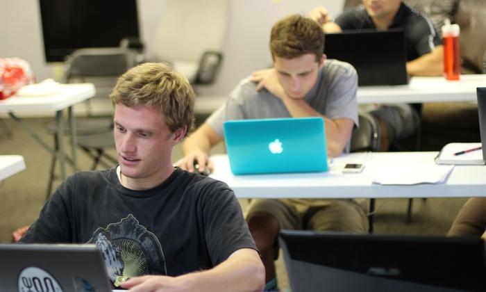 World Tech Academy - Carterville: Five-Hour Web Design Class at World Tech Academy (52% Off)
