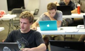 World Tech Academy: Five-Hour Web Design Class at World Tech Academy (52% Off)