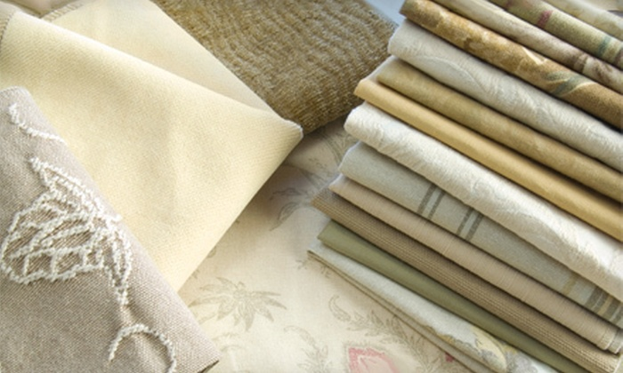 Interior Innovations - Amarillo: $50 for $100 Worth of Wallpaper, Fabric, and Interior-Decorating Services at Interior Innovations