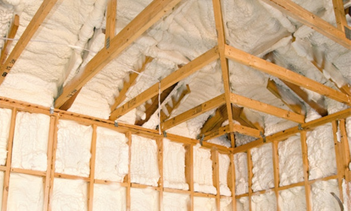 Ultimate Radiant Barrier - Houston: 300 or 400 Square Feet of Attic Insulation or Radiant Barrier Foil from Ultimate Radiant Barrier (Up to 82% Off)