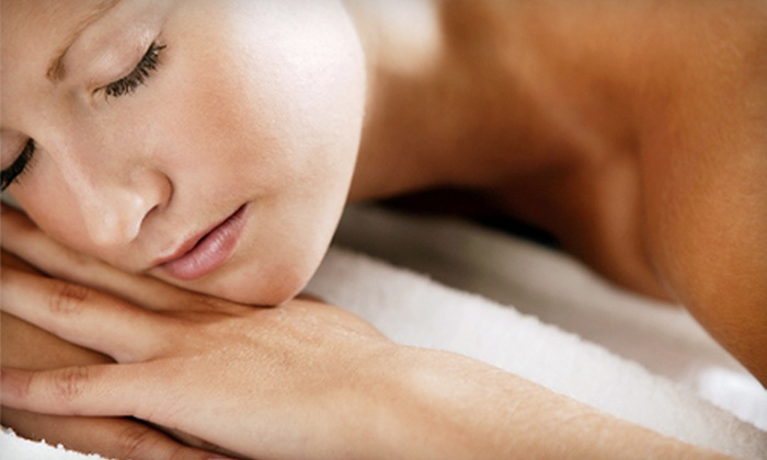 Glow Wellness Spa - Glow Nails & Spa: $41 for a Massage Package with European Massage and Scalp Massage at Glow Wellness Spa ($85 Value)