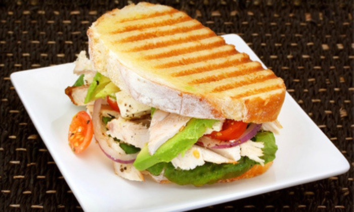 The Ord's - New Braunfels: Sandwich and Sides Meal for Two or Four at The Ord's in New Braunfels (52% Off)