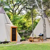 2-Night Stay in Tipi in Texas Hill Country
