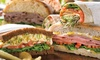 Druxy's: Holiday Catering or Gift Cards at Druxy's (Up to 40% Off)