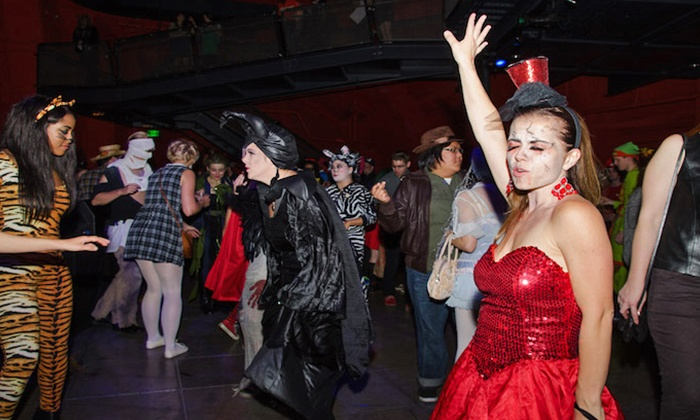 EMP Museum - Seattle: Fashionably Undead Prom: '90s Nightmare at EMP Museum on Saturday, October 17 (Up to 50% Off)