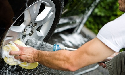 Three Supreme Washes and Poly-Sealant Wax at Strictly By Hand Car Wash (Up to 52% Off)