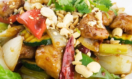 $12 for $25 Worth of Pan-Asian Vegan Food at Loving Hut