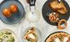 Up to 30% Off Romantic Garden Dinner at LN2 Restaurant