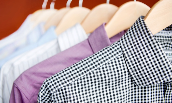 Green Fine Dry Cleaners - Multiple Locations: C$22 for C$40 Worth of Non-Toxic Dry Cleaning at Green Fine Dry Cleaners