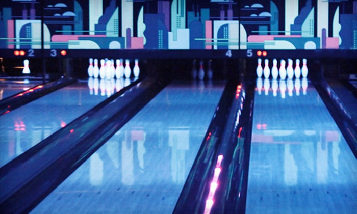 Castaways Bowl - Far Southeast Side: Bowling for Up to Six People or Kids' Bowling-Party Package for Up to Eight at Castaways Bowl (Up to 72% Off)