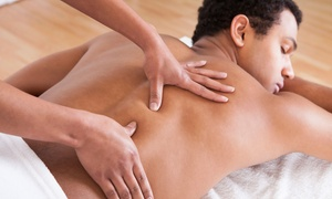 Spa Boutique: Hot Stone Combination, Sports or Four-Hands Massage from R215 at Spa Boutique (Up to 66% Off)