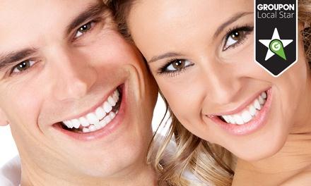 Medidental — Alcântara: 1, 2 ou 3 implantes dentários com coroa de zircónio desde 549€