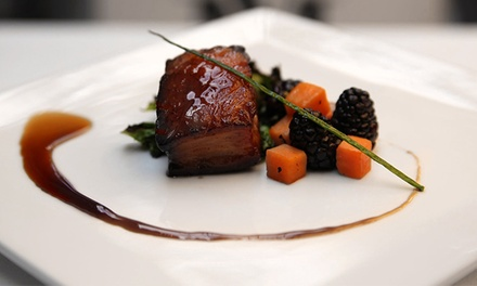 Contemporary American Cuisine at V. Mertz (Up to $200 Off Your Bill)