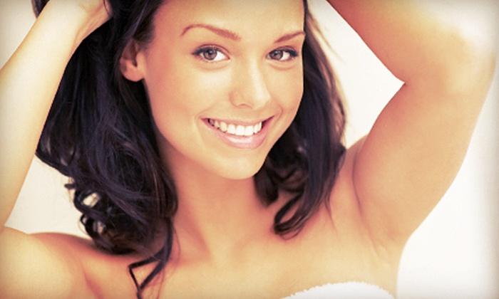 Pearl Medspa - Silverado Ranch: Laser Hair Removal at Pearl Medspa (Up to 96% Off). Five Options Available.