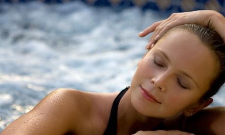 Circuito spa para dos personas por 19,90 € y con masaje relajante en pareja 29,90 € Oferta en Groupon