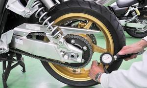 Dieffe Moto: Tagliando per moto e scooter fino a 1200 cc da 24,90 €