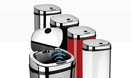 dihl stainless steel sensor bin