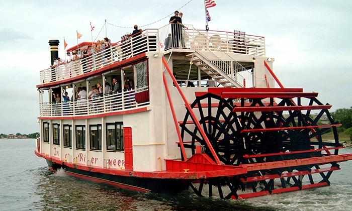 Indian River Queen - Cocoa Island: $35 for a Two-Hour Scenic Historical Cruise for One from Indian River Queen ($58 Value)