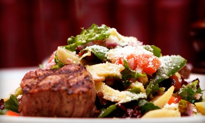 Carmichael's Chicago Steak House - Near West Side: $40 for $80 Worth of Classic Steak, Chops, and Seafood at Carmichael's Chicago Steak House