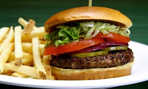 Beef 'O' Brady's: Pub Lunch or Dinner for Two at Beef 'O' Brady's (Up to 43% Off)