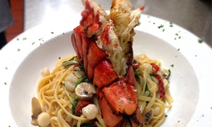 Trattoria Toscana: Upscale Italian Dinner Cuisine and Drinks at Trattoria Toscana (40% Off). Two Options Available.