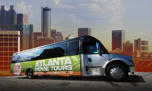 Atlanta Movie Tours: One, Two, or Four Tickets to a Movie Tour from Atlanta Movie Tours (Up to 58% Off)
