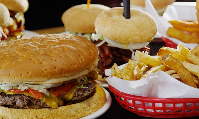 Big Jud's - Multiple Locations: $8 for $15 Worth of Burgers and Sandwiches at Big Jud's