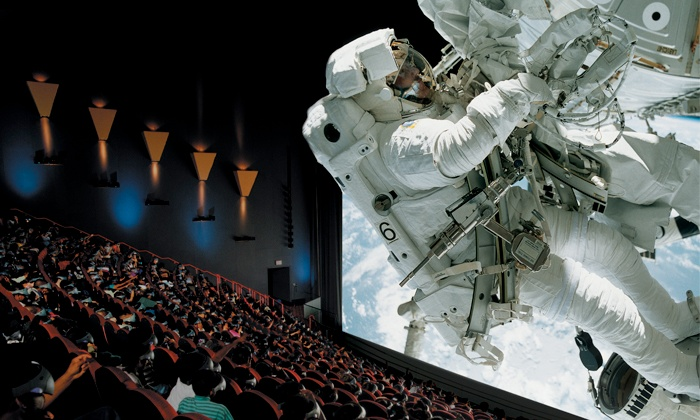 Smithsonian's IMAX Theaters - Multiple Locations: IMAX Movie Admission for Two or Four at Smithsonian's IMAX Theaters (Up to 50% Off)