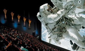 Smithsonian's IMAX Theaters: IMAX Movie Admission for Two or Four at Smithsonian's IMAX Theaters (Up to 50% Off)