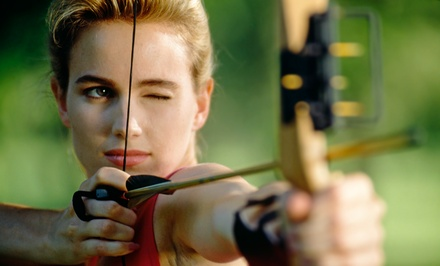 $30 for an Introductory Archery Lesson for Two at Field Time Sports and Guns ($60 Value)