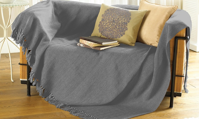 Easy Care Sofa Throws ...