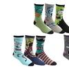Men's Zombie Socks (9-Pack)